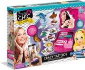 Crazy Chic Te Gekke Tattoo