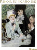 Renoir bis Picasso Posterkalender 2020
