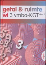 Getal en Ruimte / 3 vmbo-KGT deel 1