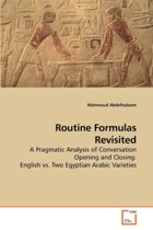 Routine Formulas Revisited