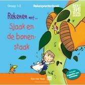 Rekenprentenboeken - Rekenen met...Sjaak en de bonenstaak Groep 1-2