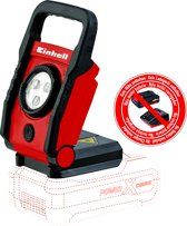 EINHELL Accu Lamp TE-CL 18 Li Solo - Power-X-Change - 18 V - 270 lm - 3-Led's - Zonder accu & lader