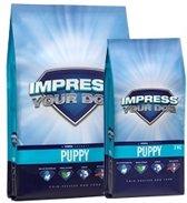 Impress your dog Puppy Geperste Brok 12,5KG