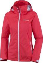 Columbia Tapanga Trail Jacket - dames - jas - maat M - rood
