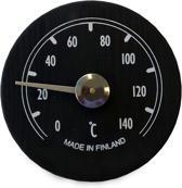 Saunia - sauna thermometer - Zwart