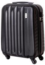 Karry Handbagagekoffer -55 cm -Zwart