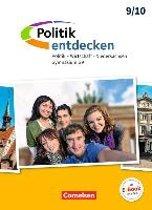 Politik entdecken 9./10. Schuljahr - Gymnasium Niedersachsen - Schülerbuch