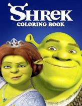 Shrek Coloring Book: Coloring Book for Kids and Adults 45+ illustrations