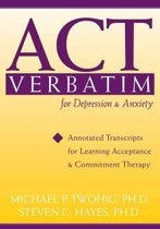 Act Verbatim for Depression and Anxiety