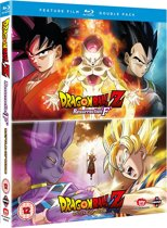 Dragonball Z: Battle Of Gods/Resurrection Of F