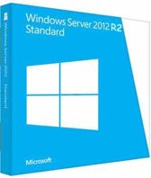 Windows Svr Std 2012 R2 Eng 4CPU/4VM