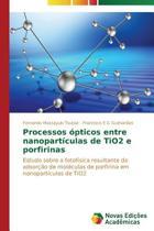 Processos Opticos Entre Nanoparticulas de Tio2 E Porfirinas