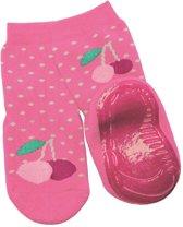 anti-slip sokken Stoppi softsteps roze kers