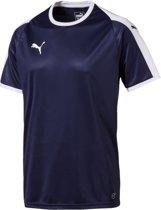 Puma Sportshirt - Maat XXL  - Mannen - blauw/wit