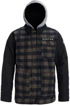 Burton Dunmore snowboardjas true black heather buffalo
