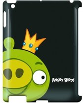 Angry Birds Pig King Zwarte Case Ipad