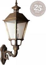 Buitenlamp Oranjeburg S brons