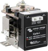 Cyrix-i 24/48V-400A intelligent battery combiner