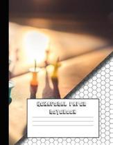 Hexagonal Paper Notebook
