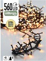 Clusterverlichting / Kerstverlichting / Kerstboomverlichting / Lichtsnoer Extra Warmwit (11 meter)