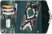 Mobilize Velvet Clutch for Samsung Galaxy S8 Green Snake