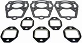 Gasket exhaust manifold suitable for Volvo Penta