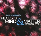 Paul Lombardi: Peace of Mind & Matter - String Duets