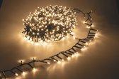 Kerstverlichting cluster - 800 LED warm wit - voor