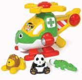 WOW Toys Harry Copter's Animal Rescue - Helicopter