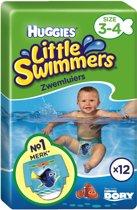 Huggies - Little Swimmers 7-12 kg (12 stuks)