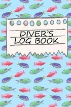 Diver's Log Book