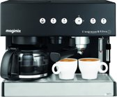 Magimix 11422 Espresso & Filtre Automatic Combinatie Espressomachine - Zwart