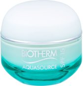 Biotherm Aquasource Air Cream SPF15 Dagcrème 50 ml