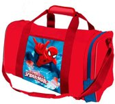 SPIDER-MAN Omhang Schoudertas Sport Tas School Tas Rood Spiderman