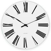 Wandklok - Roman - 29cm - Arne Jacobsen