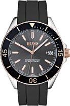 BOSS HB1513558 horloge heren - zwart - edelstaal