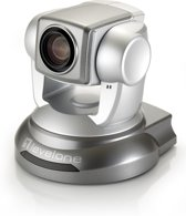 LevelOne FCS-4042 IP security camera Buiten Dome Zwart, Wit