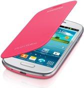 Samsung Flip Cover voor de Samsung Galaxy S3 Mini - Roze