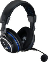 Turtle Beach Ear Force PX4 Wireless 5.1 Virtueel Surround Gaming Headset - Zwart (PS4 + PS3 + Xbox 360 + Mobile)