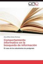 Comportamiento Informativo En La Busqueda de Informacion