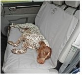 EB EGR Rear Seat Protector - Antraciet