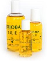 4 x Pure Jojoba Olie 100 ml