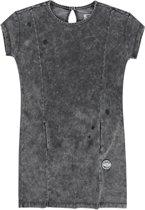 Tumble 'n Dry Meisjes Jurk Violi - graphite grey - Maat 134/140