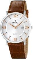 Festina F16476-4 - Horloge - Bruin