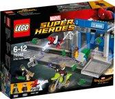 LEGO Super Heroes Spider-Man Geldautomaat Duel - 76082