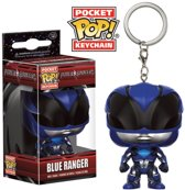 Funko Pop! PocketKeychains: Power Rangers Movie Blue Ranger - Verzamelfiguur