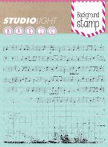 Basics - Transparante Stempel - 14 x 14cm (StampSL187)