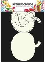 Dutch Doobadoo Dutch Card Art Stencil pompoen A4 470.713.583