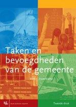 Bronnenboeken MBO - Taken en bevoegdheden van de gemeente
