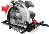 Powerplus POWE30050 Cirkelzaag - 1200 W - Ø 185 mm - Incl. zaagblad hout
